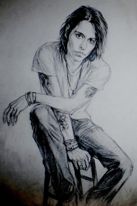 Johnny Depp by AnnaDeppLover